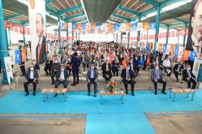 AK Parti Yunak Ve Akşehir İlçe Kongreleri Yapıldı
