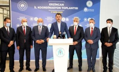 Bakan Kurum Açıklaması 'Türk Milleti Olarak Azerbaycanlı Kardeşlerimizin Hep Yanında Olacağız'
