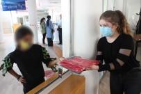 Burhaniye'de Eğitim Yardımları Başladı
