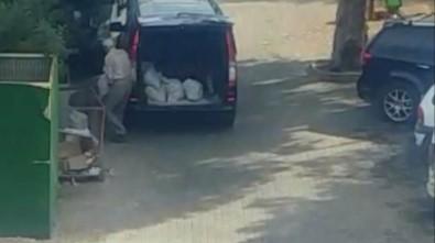 Çöpe Attığı İnşaat Atıklarını Jet Hızıyla Geri Topladı