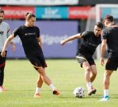 Galatasaray, Alanyaspor Maçı Hazırlıklarını Sürdürdü