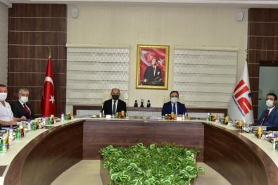 İçişleri Bakan Yardımcısı Çataklı Başkanlığında Asayiş Toplantısı