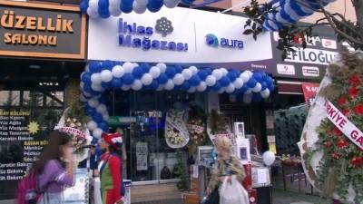 İhlas Mağazası Ümraniye Şubesi Düzenlenen Törenle Açıldı