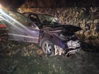 Kastamonu'da Minibüs İle Otomobil Çarpıştı Açıklaması 10 Yaralı