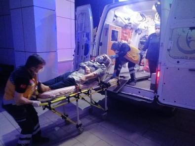 Kız İstemeye Giden Aile Kaza Yaptı Açıklaması 4 Yaralı