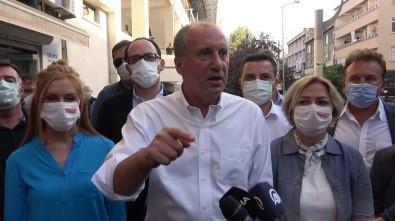 Muharrem İnce, Kılıçdaroğlu'nun 'Erken Seçim' Çağrısını Destekledi Açıklaması 'Demek Ki Aday Olmayı Düşünüyor'