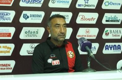 RH Bandırmaspor - Eskişehirspor Maçının Ardından