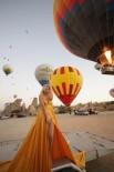 Rus Turistlerin Kapadokya Aşkı