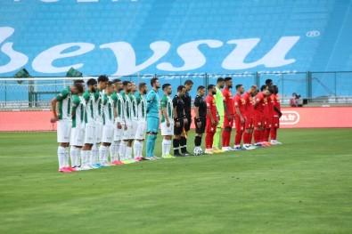 Süper Lig Açıklaması Konyaspor Açıklaması 0 - Yeni Malatyaspor Açıklaması 0 (İlk Yarı)