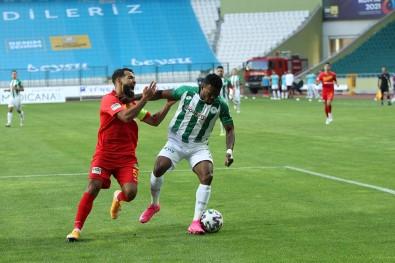 Süper Lig Açıklaması Konyaspor Açıklaması 1 - Yeni Malatyaspor Açıklaması 1 (Maç Sonucu)