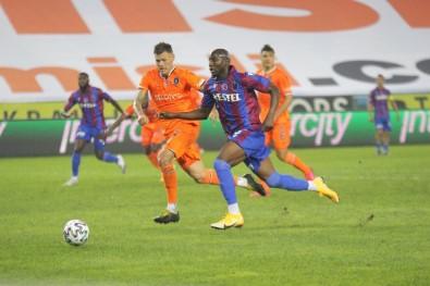 Süper Lig Açıklaması Trabzonspor Açıklaması 0 - Medipol Başakşehir Açıklaması 2 (Maç Sonucu)