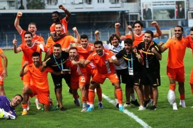 TFF 1. Lig Açıklaması Adanaspor Açıklaması 5 - Altınordu Açıklaması 2