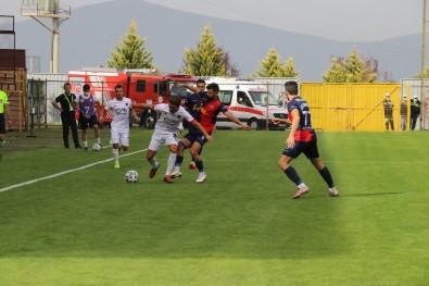 TFF 3. Lig Açıklaması Gölcükspor Açıklaması 0 - İçel İdman Yurdu Spor Kulübü Açıklaması 0