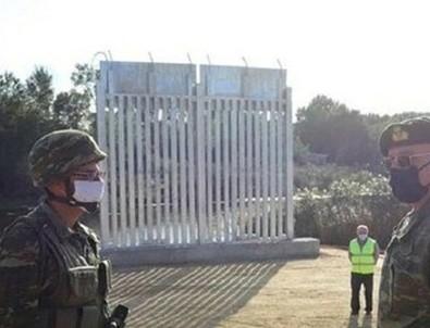 Yunanistan'dan skandal hamle! İnsanlığa duvar örüyorlar