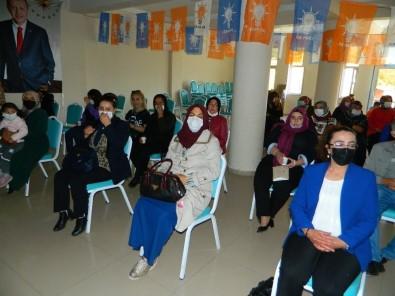 AK Parti Kadın Kolları Kongresi Yapıldı