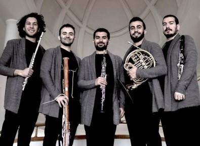 'Anadolu Nefesli Beşlisi' Antalya'da Sahne Alıyor