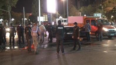 Ankara'da Kadın Sürücü Ortalığı Birbirine Kattı Açıklaması 3 Yaralı