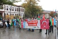 Azerbaycan'a Destek İçin Pedal Çevirdiler