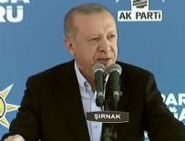AK PARTI - Cumhurbaşkanı Erdoğan'dan üç ülkeye Ermenistan tepkisi