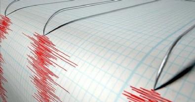Ege'de 3.9 büyüklüğünde deprem