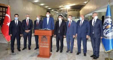 Erzincan'da Kentsel Dönüşümün İkinci Etabını TOKİ Yürütecek