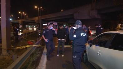 İstanbul'da gece yarısı korkunç olay!