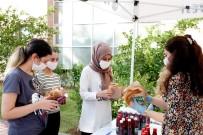 Gıda Gününde Adana Şalgamı Ve Simit İkram Edildi