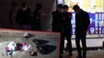 KARŞIYAKA - Polis faciayı önledi! 3 parça halinde bomba...