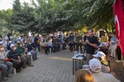 Seçer Açıklaması 'Vatandaşla İç İçe Olmak Bizlere Huzur Veriyor'