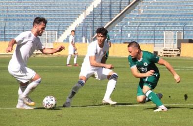 TFF 1. Lig Açıklaması Ankaraspor Açıklaması 1 - Giresunspor Açıklaması 1