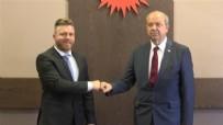 RAUF DENKTAŞ - Torun Denktaş: 'KKTC anavatana bağlılığını bir kez daha göstermiştir.'