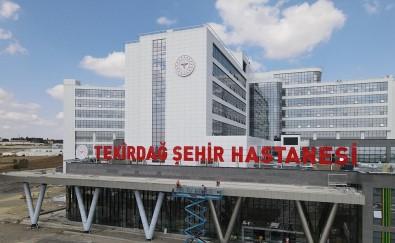 Türkiye'nin Batıya Açılan Sağlık Kapısı Açılış İçin Gün Sayıyor