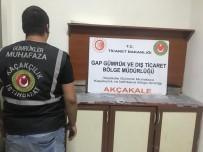 Akçakale'de 40 Adet Kaçak Cep Telefonu Ele Geçirildi