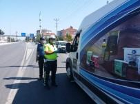 Alaçam'da Alkollü Sürücülere Geçit Yok