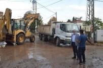 Başkan Akın, Selden Etkilenen İki Mahallede İnceleme Yaptı