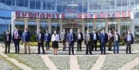 Burhaniye Belediye Başkanı Ali Kemal Deveciler Açıklaması 'Çözüm Ortağımız Muhtarlarımızın Gününü Kutluyorum'
