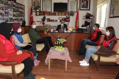 Erzincan Gençlik Merkezinden Muhtarlar Günü Ziyareti