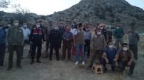 Farklı İllerden Av İçin Eskişehir'e Gelen Şüpheliler Suçüstü Yakalandı