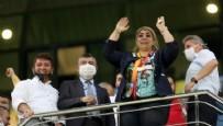 SIVASSPOR - Kayserispor Başkanı Berna Gözbaşı'nın locasına saldırı