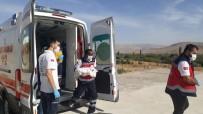 Solunum Sıkıntısı Çeken Bebek Hava Ambulansı İle Hastaneye Yetiştirildi