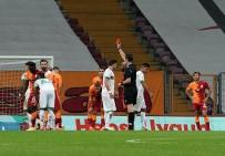 Süper Lig Açıklaması Galatasaray Açıklaması 1 - Aytemiz Alanyaspor Açıklaması 1 (İlk Yarı)
