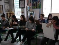 Atatürk Kültür Merkezi Kursiyerleri Hayallerini Gerçekleştirdi