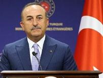 MEVLÜT ÇAVUŞOĞLU - Bakan Çavuşoğlu Azerbaycan'dan bilgi aldı!