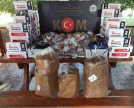 Bayramiç'te Kaçak Tütün Operasyonu