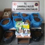 Biga'da Kaçak Sigara Ve Tütün Operasyonu