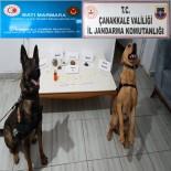 Çanakkale'de Uyuşturucu Operasyonu Açıklaması 4 Gözaltı