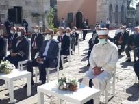 Diyanet İşleri Başkanı Prof. Dr. Erbaş Ayasofya-İ Kebir Cami-İ Şerifi Sempozyumu'nun Açılışına Katıldı
