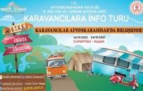 Karavancılar Afyonkarahisar'da Bir Araya Gelecek