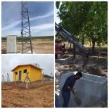 Kırşehir'de, Köylerde İçme Suyu Çalışmaları Aralıksız Sürüyor