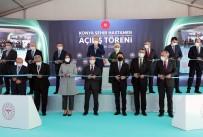 Konya Şehir Hastanesi Ve Yatırımların Toplu Açılış Töreni